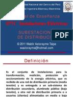 Capítulo 3 - Subestaciones de Distribución
