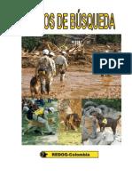 Perros de búsqueda Evaluaciones Redog-Co 2006