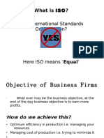 ISO Quant and ISO Cost