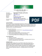 UT Dallas Syllabus for atec2384.004.11f taught by John Kay (jfk016100)