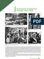 05- El Peronismo La Democracia de Masas (1943-1955)
