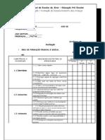 cópia (2) de CritÉrios de AvaliaÇÃo