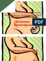 Síndromes Hemorrágicas - Aula 03