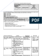 Programa Tentativo de Matemática III UNEFA