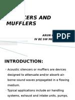 Silencers and Mufflers 11