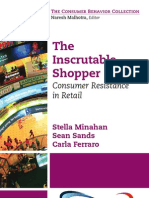 The Inscrutable Shopper