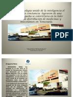 Drogueria Nena Tecnologia de Punta - Jorge Perez