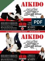 Infos Rentrée Aïkido Club Rosheim 2011