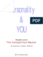Personality&You