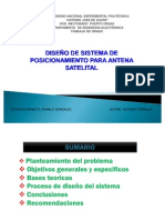 DISEÑO DE SISTEMA DE POSICIONAMIENTO