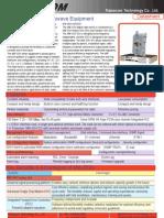 MW SDH Datasheet