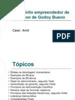 O espírito empreendedor de Edson de Godoy Bueno[CASO AMIL]