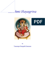 Lakshmi-Hayagriva