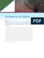 Pardoners Answers to Tasks