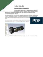 Autodesk Inventor Studio