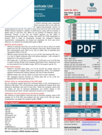 Plethico Pharmaceuticals CY2010 Result Update