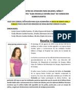 Inicio de debate en caso femicidio en la persona de Kenia Beatriz Cordón Villeda