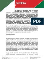 24-08-11 PUNTO DE ACUERDO - GUARDERIAS
