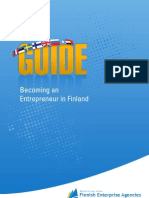 Guide Entrpreneur in English
