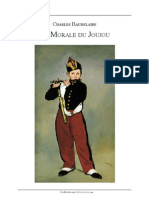 Baudelaire - La Morale Du Joujou