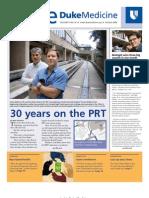 Inside Duke Medicine - October 2008 (Vol. 17 No. 10)