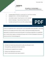pawan resume mba fresher 2011 - Resume Format For Freshers Bca