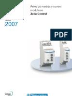 catálogo relés de medida y control 2008