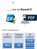 Round II Presentation