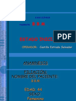 Caso ClÍnico. PrÓtesis Total, Salvador Castillo Estrada