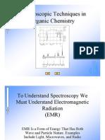Spectroscopy Introduction
