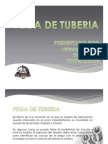 PEGA DE TUBERIA