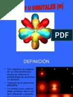 Orbitales o Reempes (m)