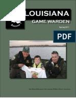 Louisiana Game Warden - Spring 2011 Magazine