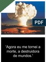 60 Anos da Bomba Atômica(pronto)