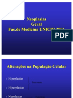 Neoplasias Geral UNICID