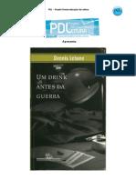 Dennis Lehane - Um Drink Antes Da Guerra (PDL)