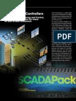 SCADAPack Product Line Comparison Brochure