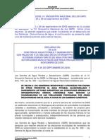 CAPS Declaraciones Del III Encuentro Nacional 260908