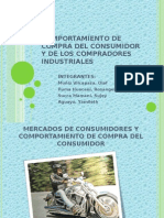 Comport a Mien Do Del or y Comprador Industrial