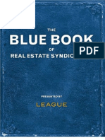 The Blue Book of Real Estate Syndication