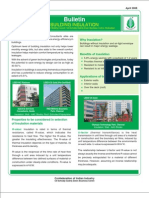 Building Insulation Bulletin