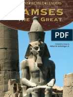 Ancient World Leaders, Ramses the Great