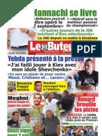 LE BUTEUR PDF du 25/08/2011
