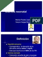 Ictericia Neonatal Completo 2