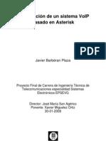 Implantación de un sistema VoIP basado en Asterisk
