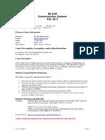 UT Dallas Syllabus for ee3350.002.11f taught by P Rajasekaran (pkr021000)