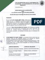 Acuerdo Marco - Sant Joanet