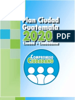 Plan Ciudad Guatemala 2020+