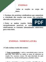 Enzimas - aula 02