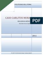 Caso Carlitos Mora